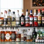 Home Bar Bottles