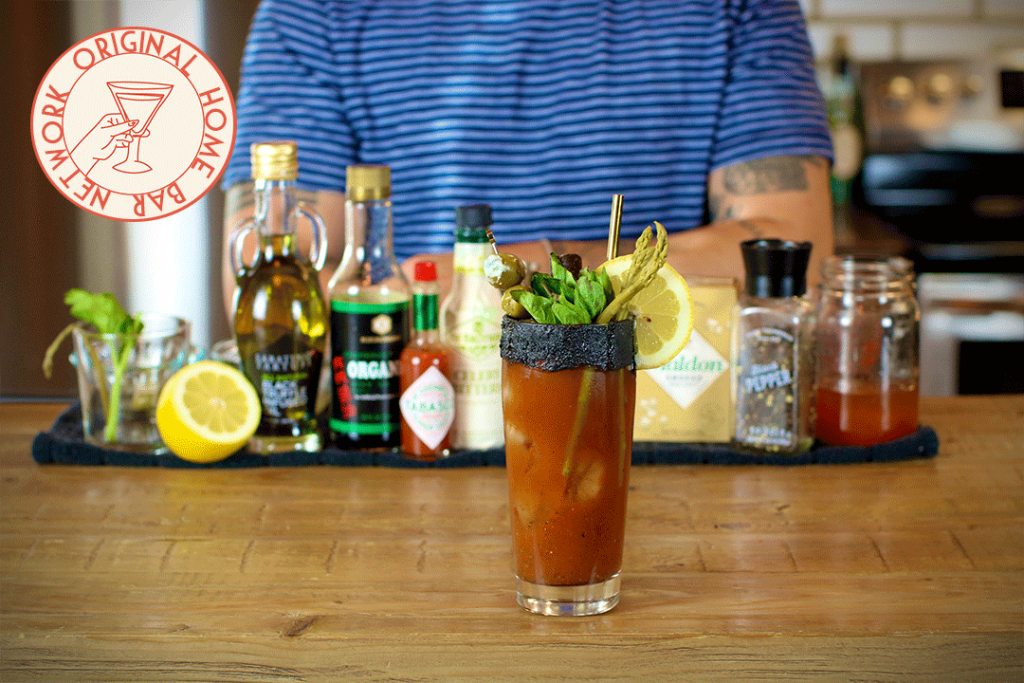 Ultimate Flavor Bomb Bloody Mary