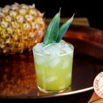 Pineapple Cilantro Margarita - Home Bar Network