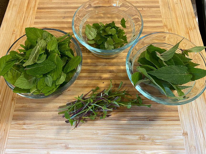Garden Herbs Home Bar Network