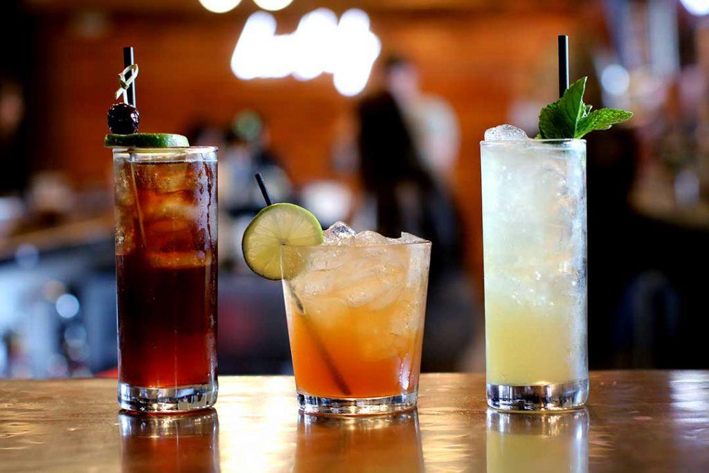 Amici Monroe Cocktails
